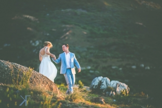 Twelve Apostles Cape Town wedding by photographer Kobus Tollig