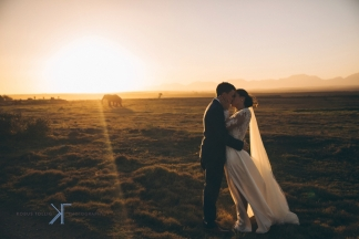 Garden Route wedding by photographer Kobus Tollig