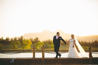 Paarl wedding by photographer Kobus Tollig