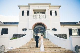 Val De Vie wedding by photographer Kobus Tollig